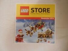 LEGO newsletter negozio 11/14