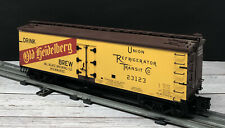 ATLAS BLATZ  Old Heidelberg UNION  40' REEFER 6709-3 Car # 23123 O Gauge