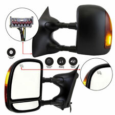 New FO1320268 Driver Side Power Mirror For Ford F250~F550 Super Duty 1999-2007