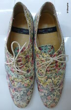 Paul Smith Men Only Chaussures à lacets cuir liberty fleuri  39,5 Brogues