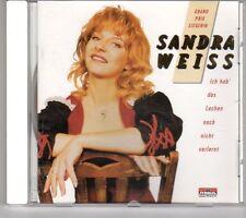(GK574) Sandra Weiss, Ich Hab' Das Lachen Noch Nicht Verlernt - CD