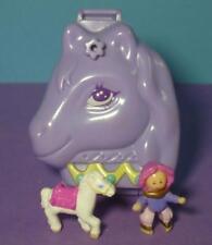 Polly Pocket Mini ♥ Kleiner Pony Kopf ♥ Arabian Beauty ♥ Pony Parade ♥ 1995