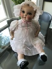 """Antique Ideal 24"""" Babay Doll Made In USA"""