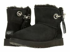 NEW Authentic UGG Women's Josey Bling Pin Winter Boots Shoes Black 5 6 7 8 9 10