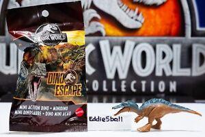 NEW Mattel Jurassic World Dino Escape Irritator Mini Action Dino Blind Bag