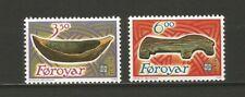 EUROPA CEPT 1989 Foroyar îles de Féroé 2 timbres neufs MNH /TR1688
