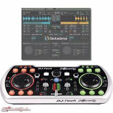 DJ-Tech Pocket DJ Software Controller with Deckadance LE