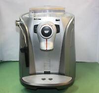 Kaffeevollautomat Saeco Odea Go Silber 2 Tassen Kombigerät