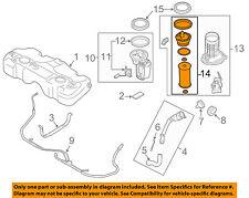 MINI OEM 07-13 Cooper-Fuel Filter 11252754870