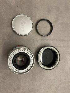 Leitz Leica 50 2.8 Elmar M