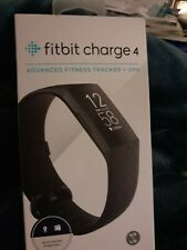 Fitbit charge 4 with extra charger