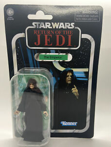 STAR WARS VINTAGE COLLECTION THE EMPEROR PALPATINE VC200 RETURN OF THE JEDI ROTJ