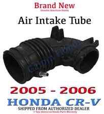 Genuine OEM Honda CR-V Air Cleaner Intake Hose Tube 2005-2006 (17228-PNB-J00)