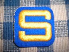 MLB, Seattle Pilots, original team uniform patch, ex condition