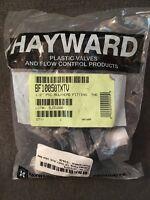 "Hayward 1/2"" PVC FNPT Bulkhead Fitting With Viton Seal (BF10050TXTV)"