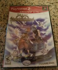 Kingdom Hearts Re: Chain of Memories (Sony PlayStation 2, 2008) Brand new