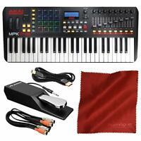 Akai Professional MPK 249 Performance Keyboard Controller + Pedal + Basic Access