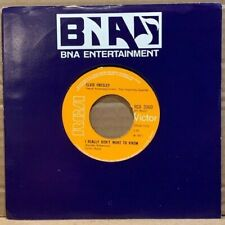 Elvis Presley - I Really Don't Want to Know / There Goes UK RCA 2060 store stock