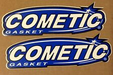 Cosmetic Gasket Stickers lot motorcycles Dragbike Motocross Racing Scooter Drag
