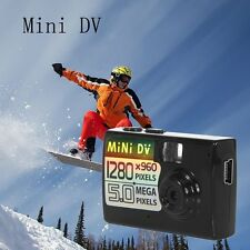 Digital Camera 5MP HD Smallest Mini DV Video Recorder Camcorder Webcam DVR BH