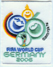 2006 18th FIFA World Cup Germany Football Soccer Patch