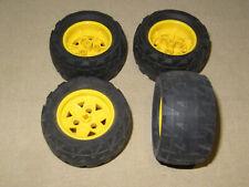 4  Lego  Technic  Reifen     68,8  x   36 H