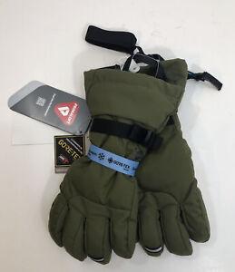 Mountain Hardwear FireFall/2 Gore-Tex Gloves - Green - Men's Large