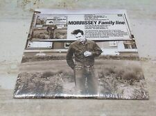 Morrissey - Family line  - rare CD EP  SPCD 1740   The Smiths  Johnny Marr