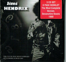 JIMI HENDRIX-DEVONSHIRE DOWNS(3CD BOX SET/LTD EDITION ONLY 1000 MADE)