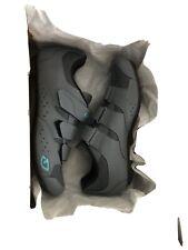 Giro Women's Techne Road Cycling Shoes Size 10 US, 42 EU (Gray/Teal)