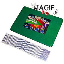 Tapis de magie VERT - 40 x 27,5 cm - Qualité VDF
