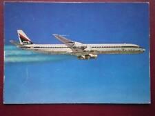 POSTCARD MCDONNELL DOUGLAS DC8 SUPER 51
