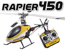 Top gun на Pro 450 Hélicoptère RTF 6 canaux 3d avec système de radio de 2,4 g tgh006