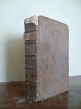 LES OEUVRES DE VIRGILE ABBE DES FONTAINES /T2/1787/LABBEY ROUEN EX-LIBRIS X2 **