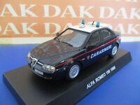 Die cast 1/43 Modellino Auto Carabinieri Alfa Romeo 156 - 1999