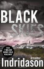 Black Skies-Arnaldur Indridason, Victoria Cribb