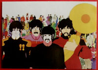 THE BEATLES - YELLOW SUBMARINE - Card #66 - Soundtrack - Duocards 1999
