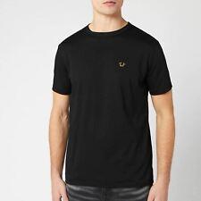 TRUE RELIGION Men's Crew Neck Short Sleeves Metal Horseshoe T-Shirt Size S BNWT