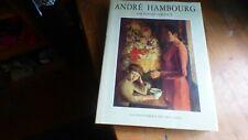 Andre Hambourg par Robert Parienté 1991 La Bibliothèque des Arts