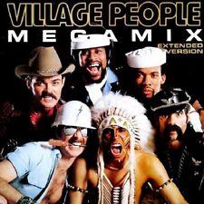 "Village People Megamix (Extended Version) ,Y.M.C.A. (Version 1989) German 12"""