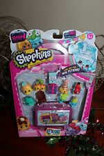 SHOPKINS SEASON 4! NEW! 12 PACK with NEW SHOPKINS PETKINS - Ready to send! PK 8