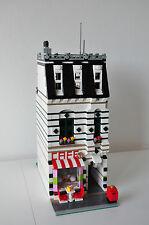 Modular Bakery recipe per LEGO (si adatta a 10197 10211 10224 10218)