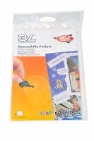 3L  Small Memorabillia pockets  for scrapbooking Display packets