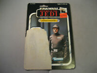 Vintage Star Wars ROTJ 1983 Card Back Imperial Commander 77 Cardback