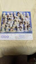 Springbok 1000 piece jigsaw puzzle #PZL6199 - Rare collection photo of PRECIOUS