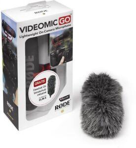 Rode VideoMic GO Mikrofon-Kit Rode Mikrofone Mikrofone