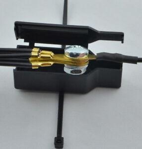 Stromkreisverteiler für Fahrzeuge, Anschlusspunkt an 12Volt
