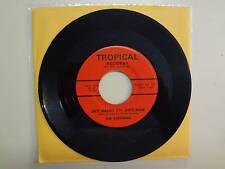 "EARTHMEN: Hey, Hands Off,She's Mine-It's Gotta Be Love-U.S. 7"" 60's Tropical 123"