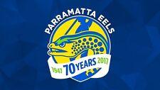 Parramatta Eels 70 Years 1947-2017 Sticker, Magnet
