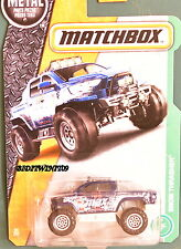 MATCHBOX 2017 METAL PARTS PIEZAS SNOW THRASHER